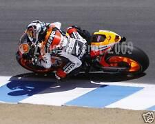 Dani Pedrosa 2009 Repsol Honda Laguna Seca MotoGP photo