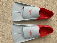 Speedo fins for youth - size 13.5 - 1 - great condition