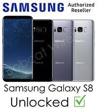 Samsung Galaxy S8 G950U 64GB nuevo AT&T - Mobile Sprint Cricket Verizon T Desbloqueado