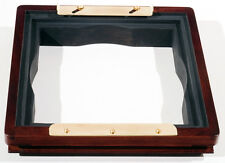 """1 ADAPTER 6""""x 6""""SC for Kodak East.2D 8x10 for use 5.5x 5.5"""" SINAR BOARDS, Cherry"""