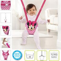 Disney Baby - Munchkin - Minnie Door Bouncer ** PURCHASE TODAY **