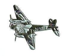 Nuovo WW2 De Havilland Mosquito Raf Militare Aereo Smalto Badge Royal Air Force