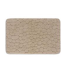 Gedy Klimt tappeto in cotone 100% serie beige ecrù con fondo in latex