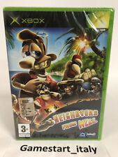 NEIGHBOURS FROM HELL (XBOX) VIDEOGIOCO NUOVO SIGILLATO - NEW SEALED PAL VERSION