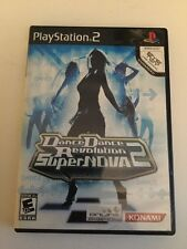Dance Dance Revolution SuperNova 2 Bundle (Sony PlayStation 2, 2007)