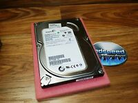 Dell Optiplex 740 - 500GB SATA Hard Drive - Windows Vista Home Premium 64 bit