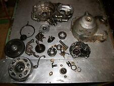 1982 ATC 110 Engine motor clutch cover parts lot   FREE SHIPPING