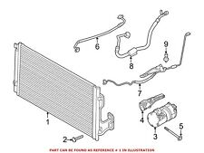 For BMW Genuine A/C Condenser 64506804721