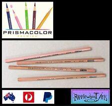 Prismacolor COLORLESS BLENDER PENCILS x 4 - Create softer edges - Blend Colors