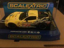 Scalextric C3185 Corvette C6R GT2 Corvette Racing No 4