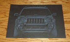 Original 2002 Jeep Liberty Deluxe Sales Brochure 02