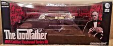Greenlight The Godfather 1955 Cadillac Fleetwood Series 60 Die Cast Car 1:18