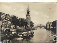 Pays-Bas - AMSTERDAM - Oude Schans (H5212)