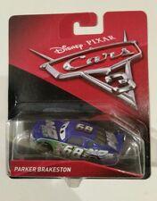 Mattel Cars 3 Disney Pixar veicoli Parker Brakeston