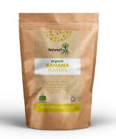 Organic Banana Powder - Natures Root - Fibre Natural Fruit Flavour Flavouring