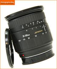 Sigma UC 28-200mm F3.8-5.6 AF Zoom Lens. Sony A Mount / Minolta Free UK PP