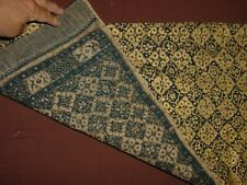 FINE !!WONDERFUL ANTIQUE  19th  BATIK AND GOLDPRA>  INDONESIA *HG*