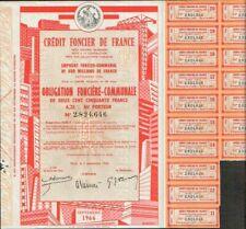DECO => CRÉDIT FONCIER DE FRANCE 6,25% (F)