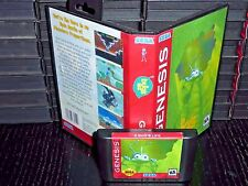 A Bug's Life for Sega Genesis! Cart and Box! Are you bug enough?