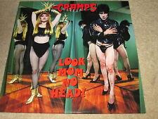 THE CRAMPS - LOOK MOM NO HEAD - NEW LP RECORD