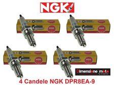 4929 - 4 CANDELE NGK DPR8EA-9 per HONDA CBX 750 F dal 1984 >1986