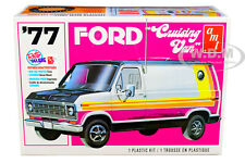 "SKILL 2 MODEL KIT 1977 FORD ""CRUISING VAN"" 1/25 SCALE MODEL BY AMT AMT1108 M"