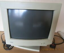 "Vintage Dell 13"" ViL428E CRT Display Monitor 1994"