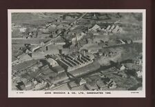Shropshire Salop OAKENGATES Telford John Maddock & Co Ltd 1948 Aerial RP PPC