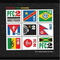 Playing for Change : PFC 2: Songs Around the World CD Album with DVD 2 discs