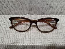 HELIUM 4348 Brown  Eyeglass Frames Brown 52 16 140  New