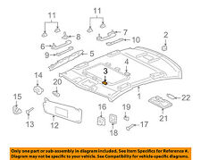 JAGUAR OEM 09-15 XF Interior-Roof-Headliner Clip C2Z11575