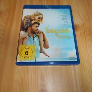 Begabt - Die Gleichung eines Lebens  - 1 Blu-Ray - Neuwertig