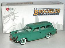Brooklin BRK 107 1954 Studebaker Conestoga 2-Door Station Wagon - Loewy - 1/43