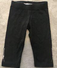 PUMPKIN PATCH Girls Black Leggings Pants 000 VGUC. 10 Items = $5 Post