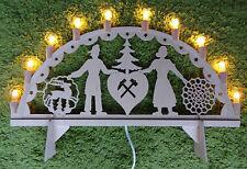 Schwibbogen Lichterbogen, Erzgebirge, Weihnachten, Adventslicht, Fensterdeko