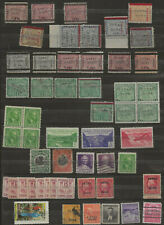 US CANAL ZONE COLLECTION MNH/MH/USED STAMPS