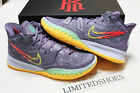 """NIKE KYRIE 7 EP """"FLAMING SWOOSH"""" DAYBREAK CITRON PULSE RED GHOST CQ9327-500 MEN"""