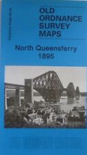 OLD ORDNANCE SURVEY MAP NORTH QUEENSFERRY SCOTLAND  1895 SHEETI 43.06 new