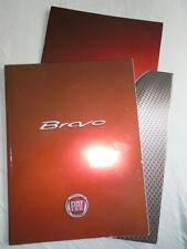 Fiat Bravo range brochure Mar 2007