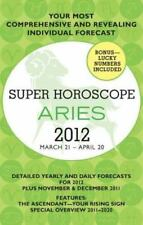 Aries (Super Horoscopes 2012) - Acceptable - Beim, Margarete - Paperback