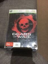 GEARS OF WAR COLLECTORS EDITION TIN CASE