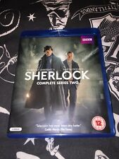 Sherlock Series 2 Bluray Unsealed Unwatched