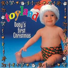 Toyland: Baby's First Christmas by Jed Distler (CD, 1999)