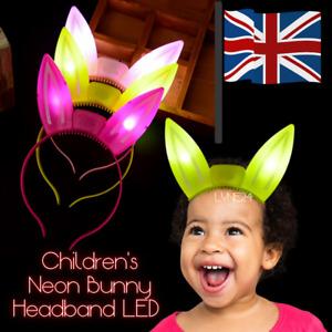 LED Light Up Headband for kids Luminous Glow Hair Band