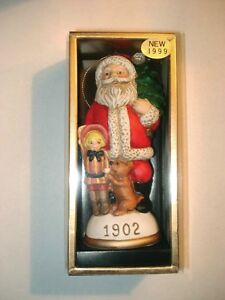 Memories of Santa Collection 1902 Santa, Buster Brown and Tige New In Box