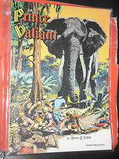 PRINCE VALIANT- N°5 - THE DAYS OF KING ARTHUR-CONTI-1941/1942 :HAROLD FOSTER-HAL