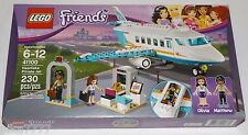 LEGO Friends Heartlake Private Jet 41100 Olivia Matthew airport security scanner