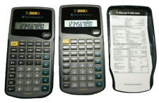 Texas Instruments TI-30Xa Scientific Calculator Lot of 2 School Edition