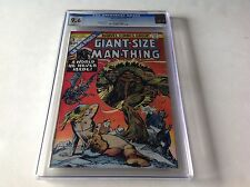 GIANT SIZE MAN-THING 3 CGC 9.6 NEW A WORLD HE NEVER MADE MARVEL COMICS B