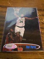 Paul Pierce 1998-1999 Topps Stadium Club Rookie Card #203 Boston Celtics NMMT
